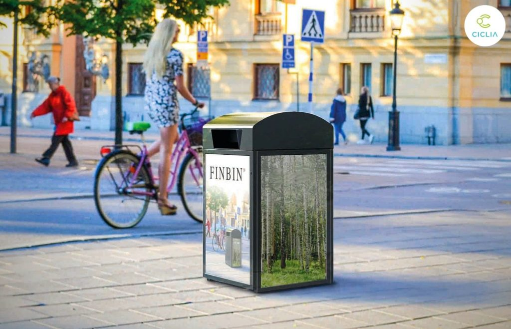City Solar - Rifiuti città