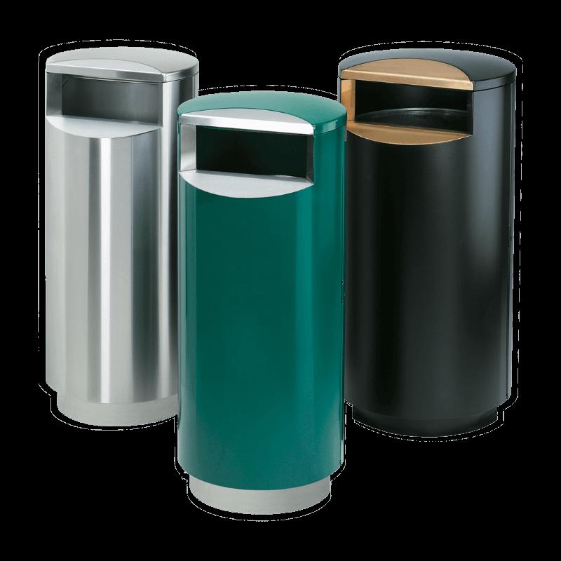 Contenitori e cestini per la raccolta differenziata