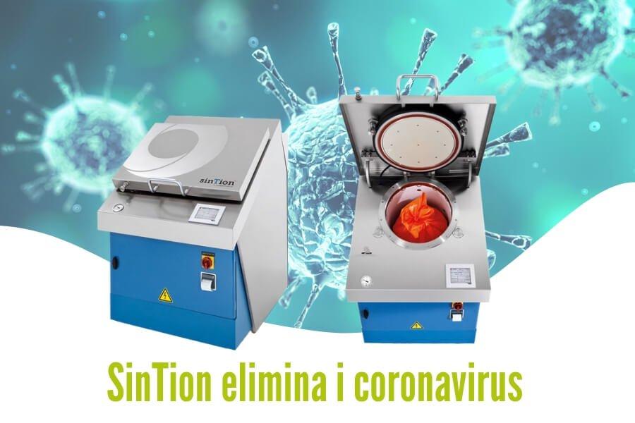 sterilizzare i rifiuti sanitari a rischio infettivo