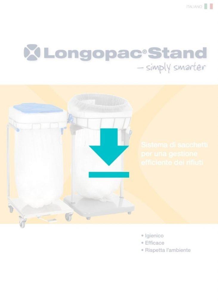 Contenitori per rifiuti Longopac